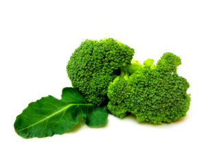 broccoli is very healthy