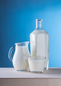 dairy blocks antioxidants