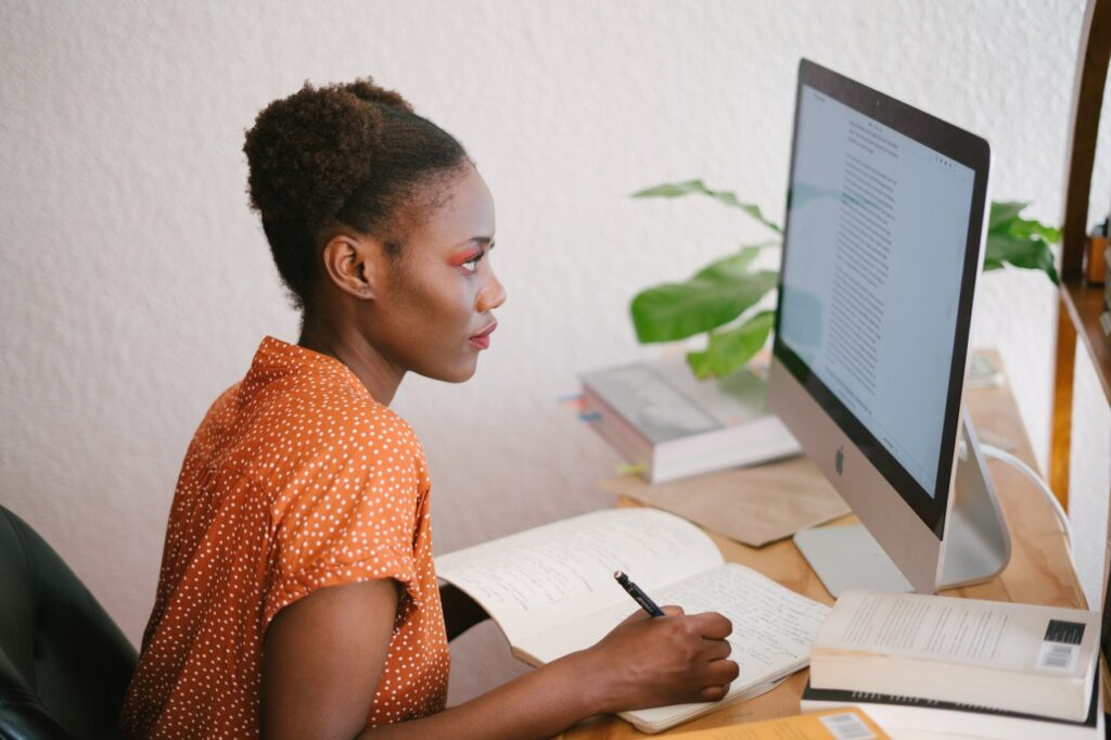 improve posture at computer