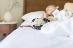 sleeping too little or too much is bad for your health