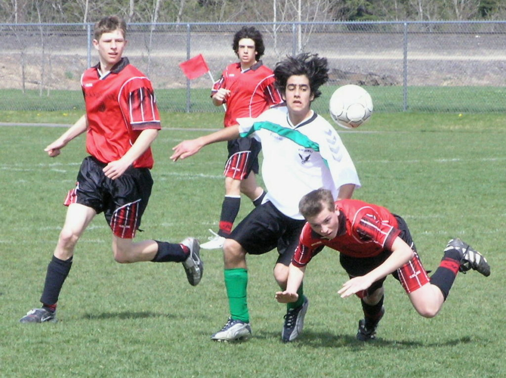 Increased youth training can lead to injury