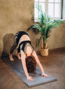 yoga_push_ups exercise